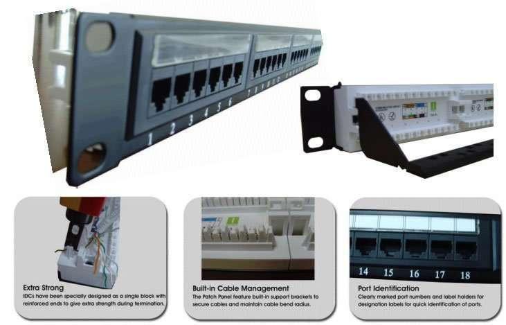 Cat.6a-UTP-Patch-Panel