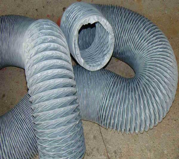 PVC-Flexible-air-ducts