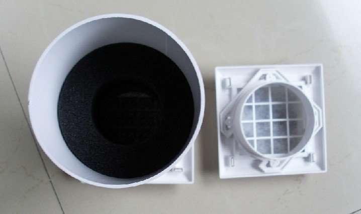 Square Ventilation slot3