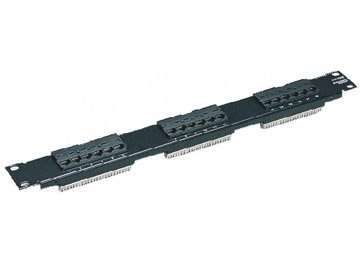 UTP Cat.5E 18 ports patch panel
