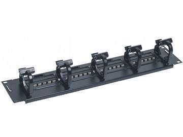 UTP Cat.5E 24 ports patch panel 3