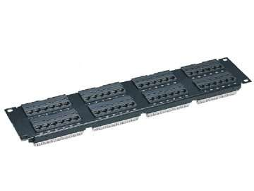 UTP Cat.5E 48 ports patch panel 4