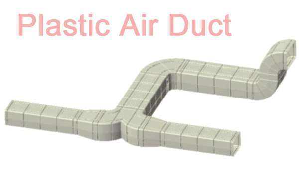 Plastic Air Duct System
