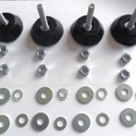 Ground Vibration Damper Kit
