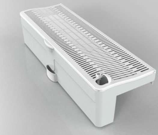 hvac parts radiator humidifier