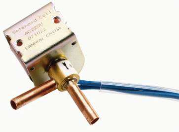 Solenoid Valve for room air conditioner control