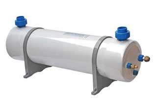 Titanium Coil Heat Exchanger
