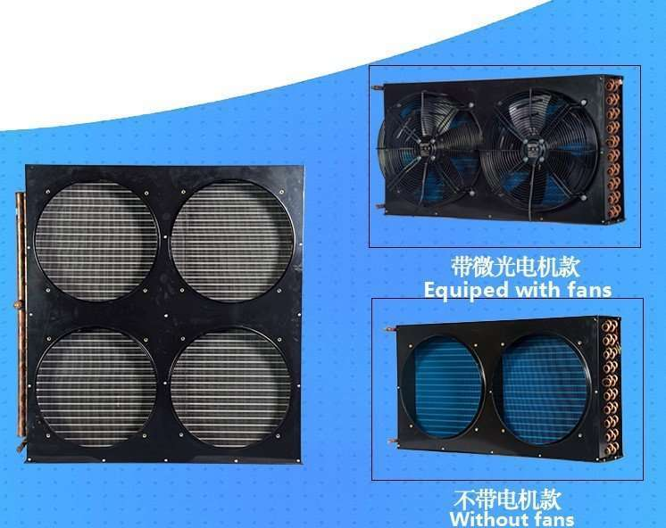 Finned U Tube Air Cooled Heat Exchanger 3