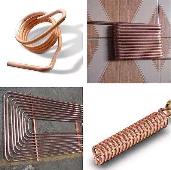 copper-coil-heat-exchanger