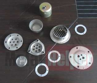 stainless steel flanges and stamping