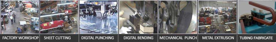 Die-casting fabrication