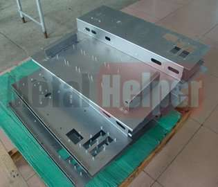 galvanized sheet metal stamping and bending