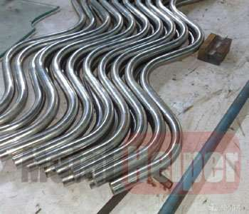 Metal Tube Fabrication,Metal Tube Bending,Tube Stamping,Tube Deforming,expanding 2