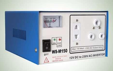 DC to AC Solar Power Inverter