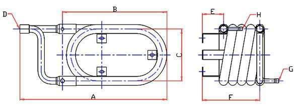 Coaxial-heat-exchanger8