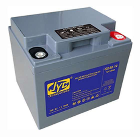 Deep Cycle Battery to Store Solar Enegy