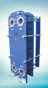 M15MH Gasketed Plate Heat Exchanger