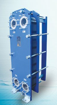 M20MH Gasketed Plate Heat Exchanger