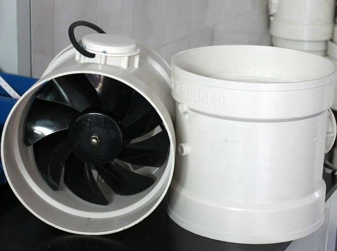 Axial flow Fan made from PP