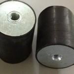 Metal-Rubber Antivibration Part
