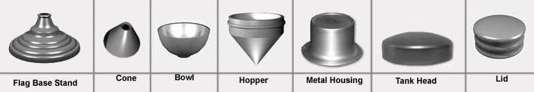 metal-spinning-fabrication