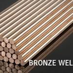 Bronze Welding Rod Material