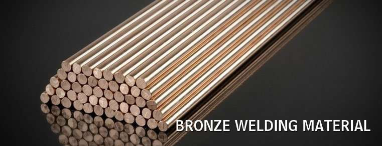 Bronze Welding rod Material