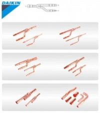 Copper Distribution Tube Fittings