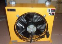Fin Fan Air Cooled Heat Exchanger,oil and air heat exhanging