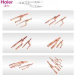 Haier Copper Distribution Tube Fittings