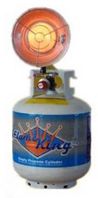 Mr. Heater MH15T Single Tank-Top Propane Heater