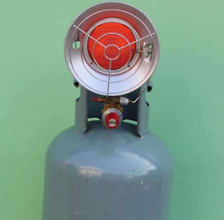 Mr Heater Mh15t Single Tank Top Propane Heater