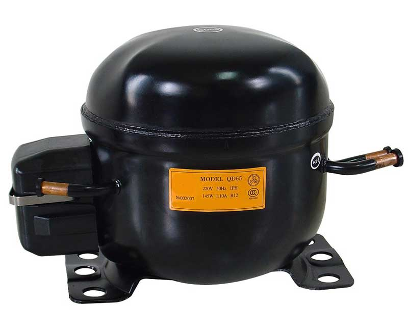 Refrigerating Compressor