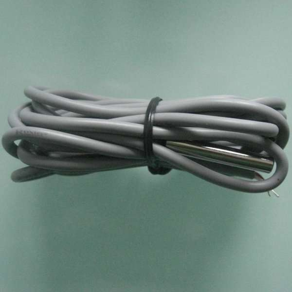 NTC temperature sensor with wire