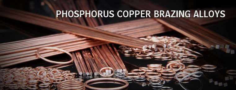 Phosphorus Copper Brazing rod