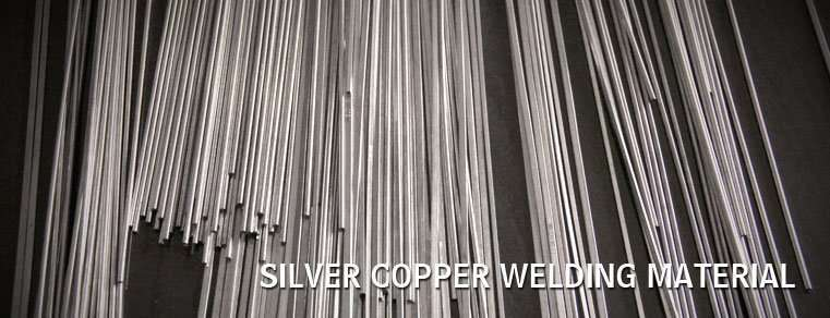 Silver Copper Welding rod Material