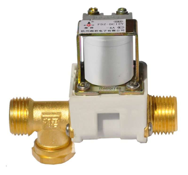 Solenoid Valve for solar thermo system