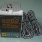 Solar Temperature controller for Two-loop System