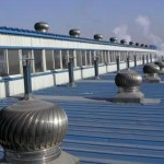 Roof Ventilator Wind Powered Project