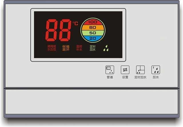 solar-thermo-controller