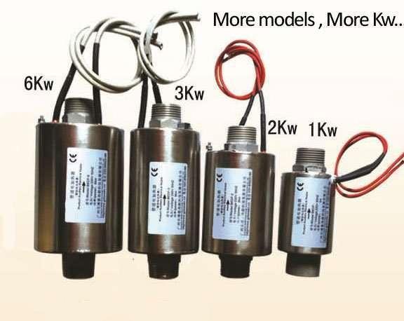 Tubular electrical heater,tuber heater