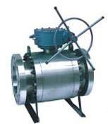 worm-wheel-ball-valve-150l2