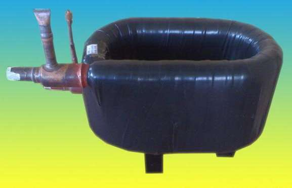 Coaxial-Condenser for Marine