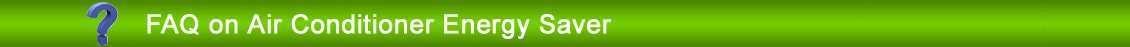 Preguntas más frecuentes sobre el aire acondicionado de ahorro de energía
