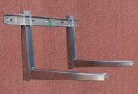No-screw Stainless Steel Air Conditioner Bracket