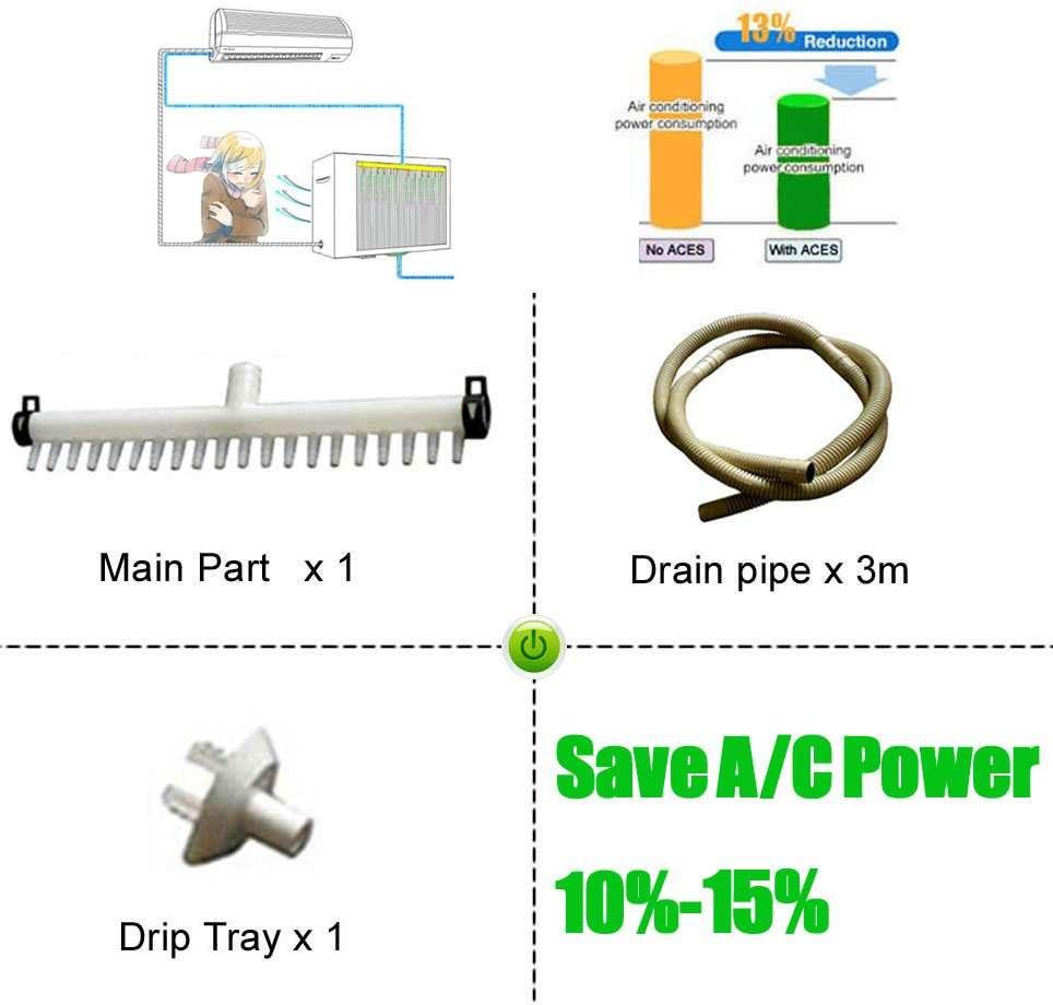 climatiseur économiseur d'énergie
