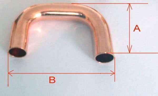 copper return bend