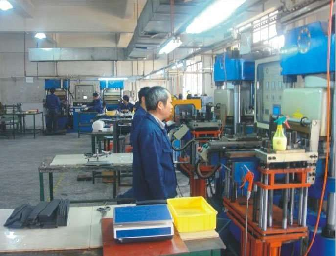 Rubber Molding Fabrication Service