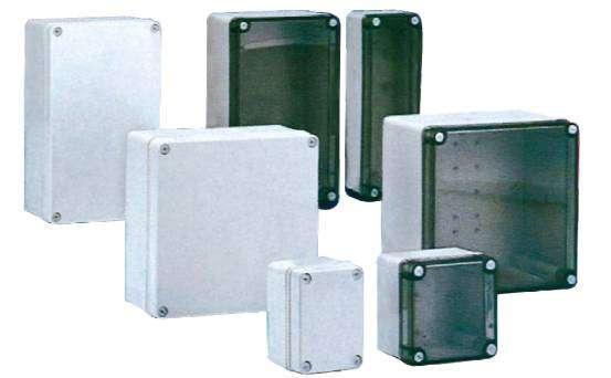 aluminium box all