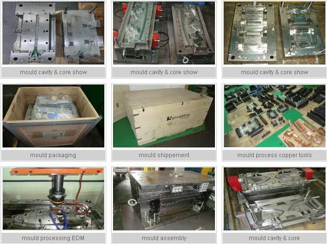 plastic mold and tooling